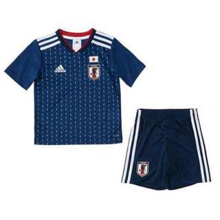 Japan kids set World Cup jersey