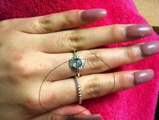 BUBBLE PANDORA RING SIZE 50