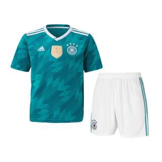 World Cup kids set jersey 2018