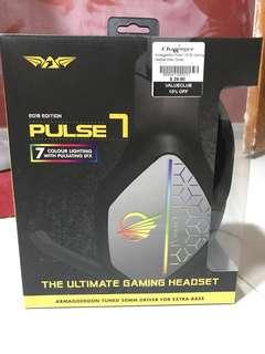 Armaggeddon Pulse 7 (2018) Gaming Headset Allies (Sliver)