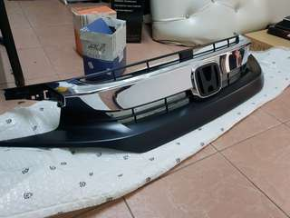 Honda Civic FC Front Grill