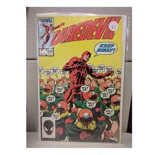 *Marvel* Daredevil #209