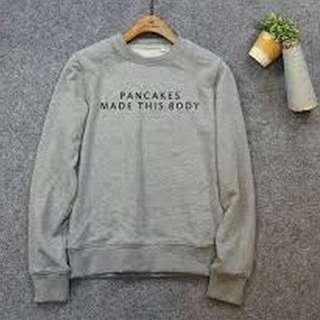 Pancake Made This Story Sweater Design Apparel Tshirt Tee
