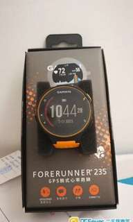 Garmin forerunner 235 繁體中文版錶 not seiko citizen g-shock rolex