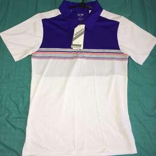 Adidas Adizero breathable polo T-shirt
