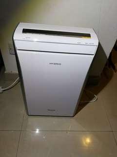 Panasonic F-YHE15X 16公升可乾衣混合式 抽濕機 可出冷風
