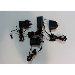 Assorted Nokia Mobile Chargers