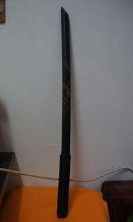 Cosplay Japanese Samurai Wooden Katana
