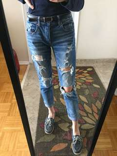 AEO Tomgirl jeans✨