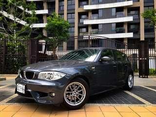 07年BMW120i