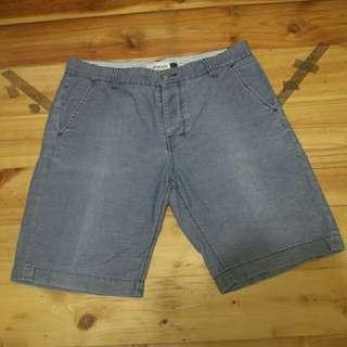 Topman denim shortpants original