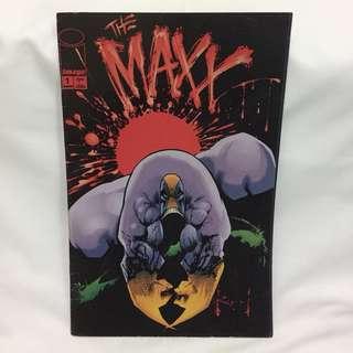The Maxx No.1 - Image Comics 1993