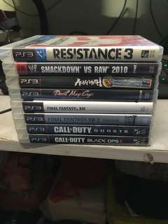 8pc ps3 games