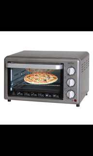 Mistral electric oven