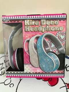 Headphones 耳筒機 閃石 sale $89