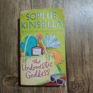 Sophi Kinsella's The Undomestic Goddess