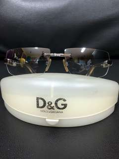 D&G Sunglasses Made in Italy