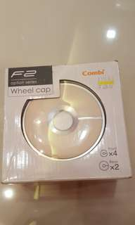 Combi F2 jogger wheel cap