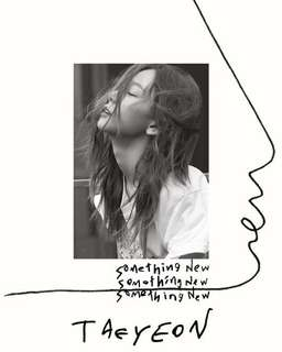 TAEYEON 3RD MINI ALBUM - SOMETHING NEW