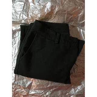 Dark Green Pants Small S 24-25