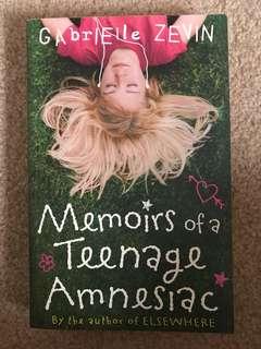 Memoirs of a Teenage Amnesaic