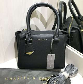 Charles and keith tas