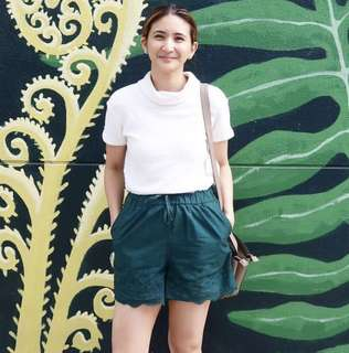 Uniqlo Eyelet Shorts