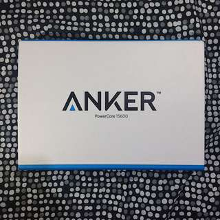 Anker powerbank 15600mAh