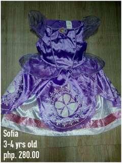 Sofia 3-4 yrs old