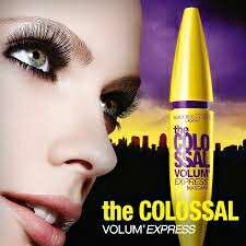 Maybelline Mascara The Colossal Volum' Express