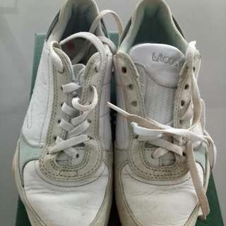 Authentic Lacoste Casual Rubber Shoes