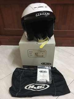 Genuine HJC AR-3 Open Face Autoracing Helmet