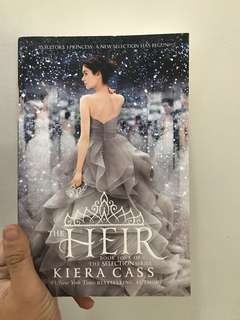 Novel The Heir
