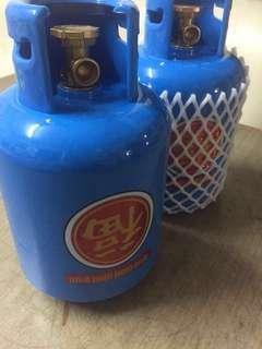 Coin Bank Gas tank