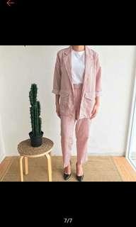 Stelan blazer / blazer set (blazer+pants)