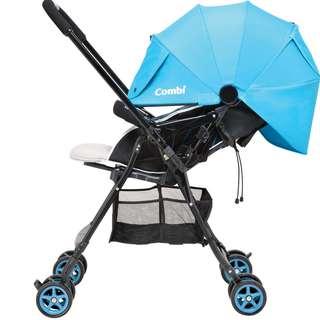 Combi stroller - lightweight