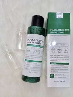 Some by mi aha bha pha 30 days toner share in botol 20 ml