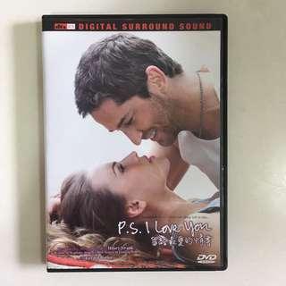 PS I Love You 留給最愛的情書 DVD 中字
