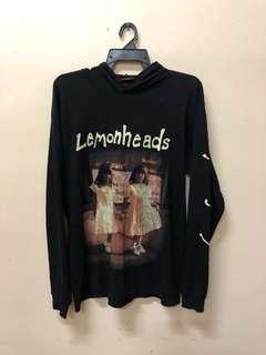 Vintage Lemonheads My Drug Buddy Hoodie