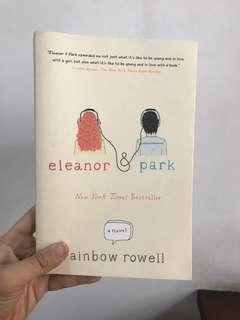 Novel Eleanor & Park