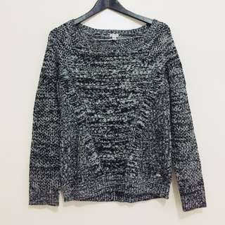 Guess Gray Knitted Pullover