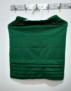 Rok Mini hijau