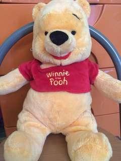 disney winnie the pooh stuff toy tigger