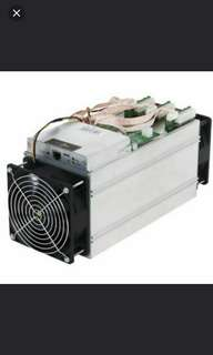 6 set of Bitmain Antminers S9 13.5TH /14TH