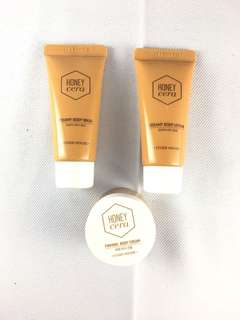 Etude House Honey Cera Body Care Trial Kit
