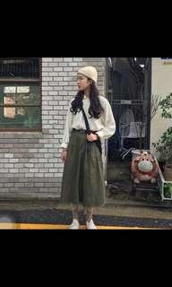 🚚 文青風長裙