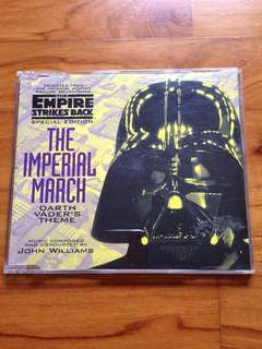 The Empire Strikes Back Special Edition Shape CD