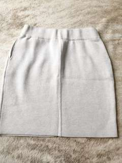 Oroton cotton mini skirt size 6