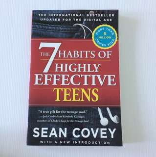 👫 The 7 Habits of Highly Effective Teens