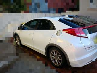Honda civic HATCH VTI-S 2012 SALE!